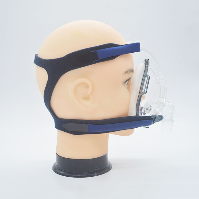 High quality Comfortable Neoprene and nylon custom logo CPAP Mask Medical Headgear Strap