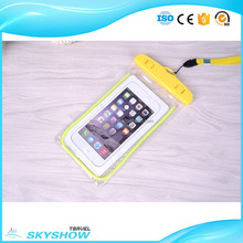Factory made For fishing waterproof silicon pouch