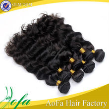 Premiun quality for fashion women remy mongolian hair
