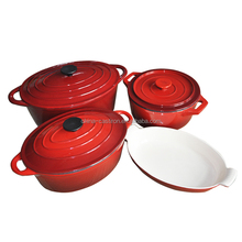 colorful cooking pot