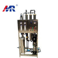 Industrial RO water treatment plant for 1000 2000 3000 10000 lph liter per hour