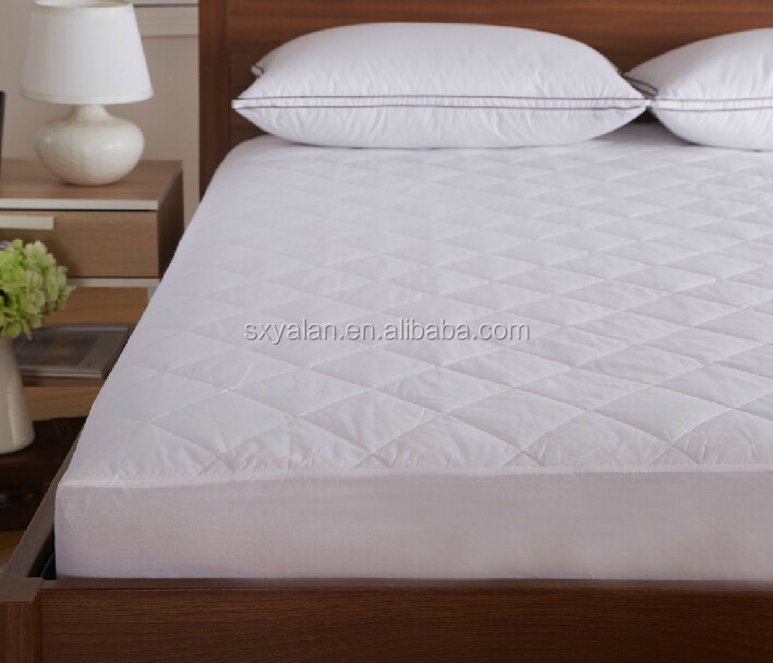 manufacturer water proof quilted mattress protector bed mattress cover
