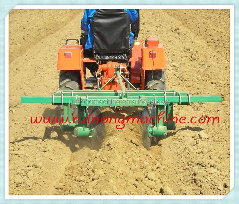 3Z series disc ridger for farm ridging after tillage