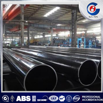 china supplier astm a53 gr.b schedule 40 steel pipe roughness used building materials
