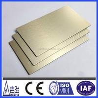 adhesive sheet transparent sheet factory price 5083 h111 aluminium alloy sheet