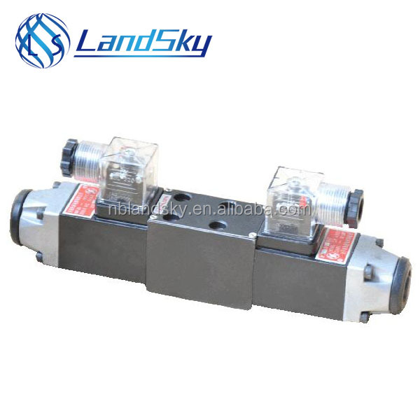 LandSky an orifice fuel line check valve WE5E H J L M Q <strong>U</strong> W 60 G1/4 M14X1.5 Directional valves with wet pin solenoids type