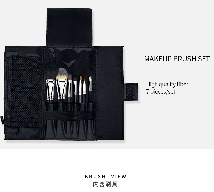 2017 Best Selling Products 24pcs Professional Cosmetics Make Up Brushes Set,Black Makeup Brush