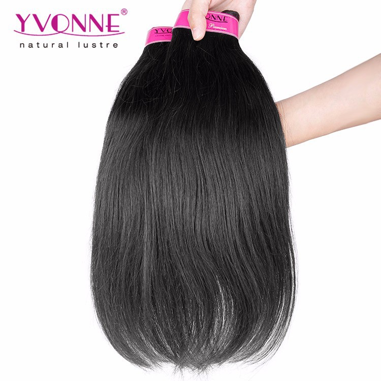 Indian Hair Natural Straight No Tangle virgin Hair Imports