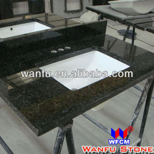 PREFABRICATED VANITY TOP GRANITE WITH SINK