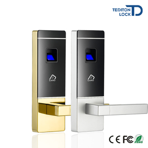 Best Seller Small Biometric Fingerprint Scanner Door Lock Smart Home Fingerprint Lock