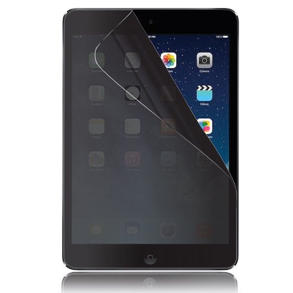 Wholesale custom privacy screen protector for apple ipad mini screen protective film