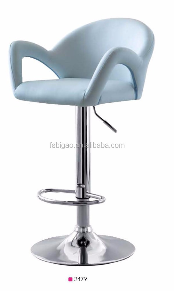 Fashion Low Price Bar Stools With Footrest