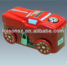 ready mould & custom tin can piggy bank
