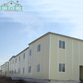 Cheap price prefabricated steel metal buildings hotel building horse