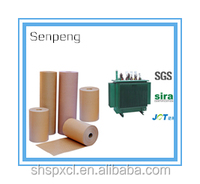 Epoxy resin impregnated DMD B stage insulation paper Flexible Laminates insulation material