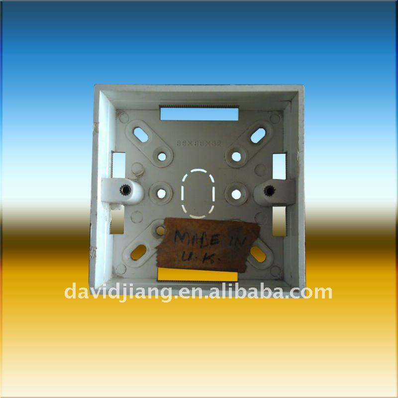 3*3 plastic box /Plastic electrical box AW-4/plastic meter box