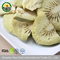 healthy snack food dried fruit freeze dried kiwis with free sample