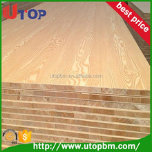 High quality laminated wood block board from trade assurance supplier