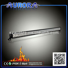 AURORA patent IP69K 50inch 5w great white led driving lights