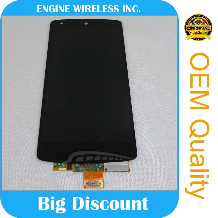 mobile phone lcd replacement lcd For LG g2 d802 lcd screen digitizer
