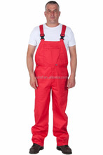 work overall for man basic style 100%cotton good quality
