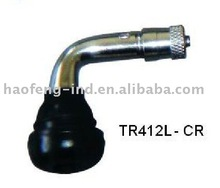 Motorcycle tyre valve TR412L