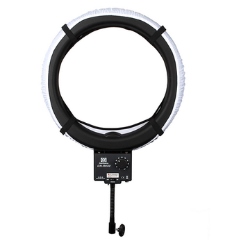 NanGuang CN-R640 Photography Video Studio 640 LED Continuous Macro Ring Light 5600K Day Light