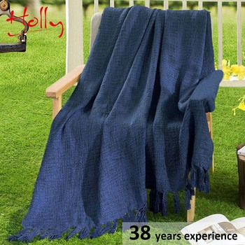summer throw soft 100% polyester stock blanket