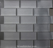 China supplier wholesale mosaic wall <strong>tile</strong> peel and stick backsplash