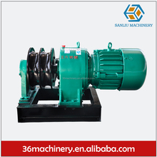 JK-1B type construction elevator traction machine / traction motor
