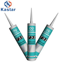 Fast Drying Outdoor Glass Glazing Black Silicone Sealant For Sale