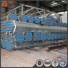 "1 1/4"" greenhouse galvanized steel pipe, astm a53 schedule 40 pregalvanized steel pipe diameter 42mm"