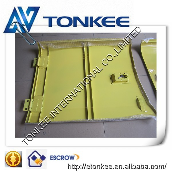 SUMITOMO SH120-2 door panel,Excavator side door panel SH120-2