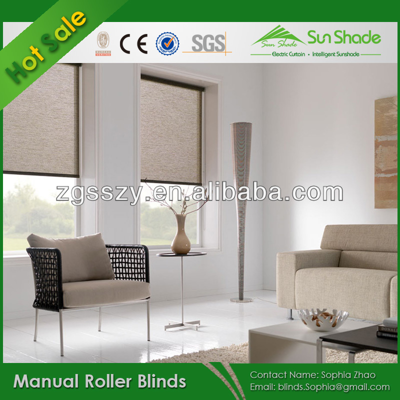 Security Shades Roller Blind/Shades Window Blinds