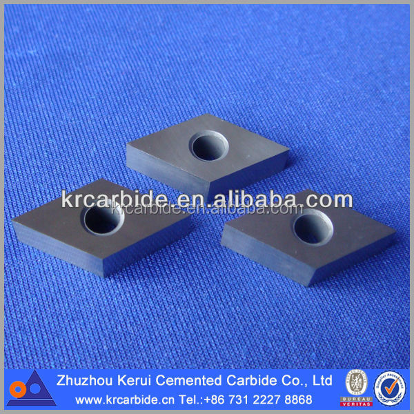 Hot Selling Type D PCD / PCBN Substrate Made Of Tungsten / Cemented Carbide Raw Material