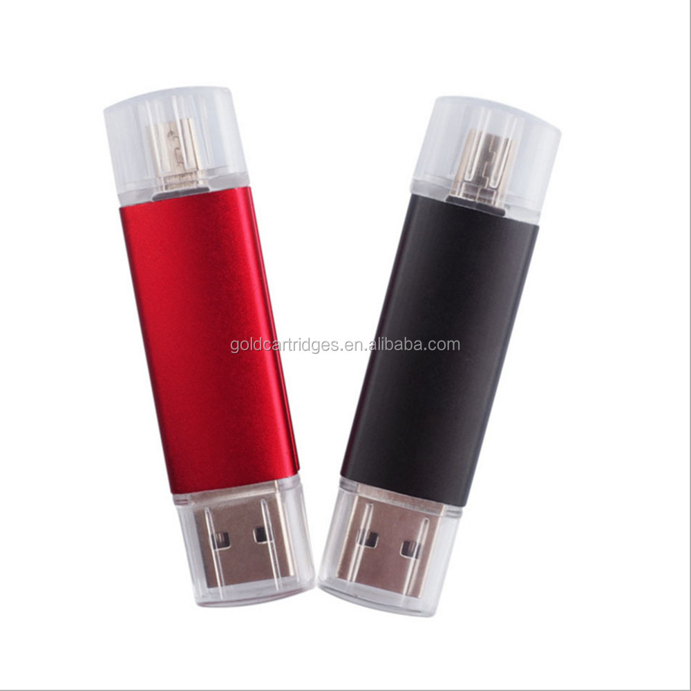 popular sell mobile phone OTG USB Flash Drive, mobile phone OTG U disk 4G 8G 16G 32G
