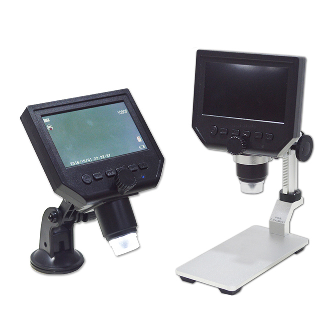 Kids Toy Microscope/thermal Toupcam Camera Microscope/transmission