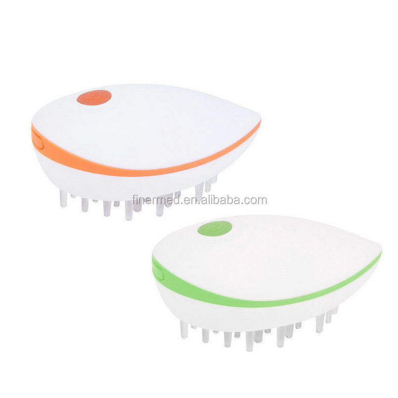 Electric Scalp head massage comb