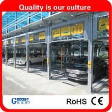 PSH multilayers mechanical lift slide car parking system
