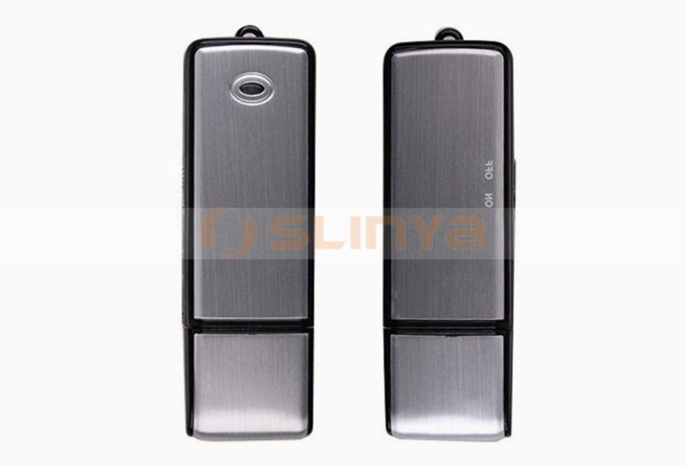 Custom Logo Professional Portable 2 In 1 8GB Memory Stick Voice Recorder