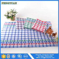 100% Cotton Standard Size Home Use Strong Water Absorbent Tea Towel