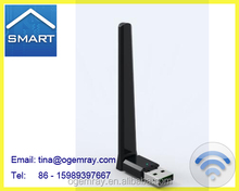 mtk 7601 chipset wireless usb wifi adapter/ 11ac Suppliers and Manufacturers for USB wifi dongle with atenna