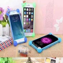 Factory OEM silicone protective case fit for any mobile phone