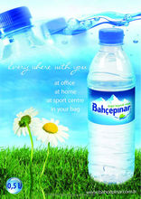 500 ml Bahcepinar Natural Water
