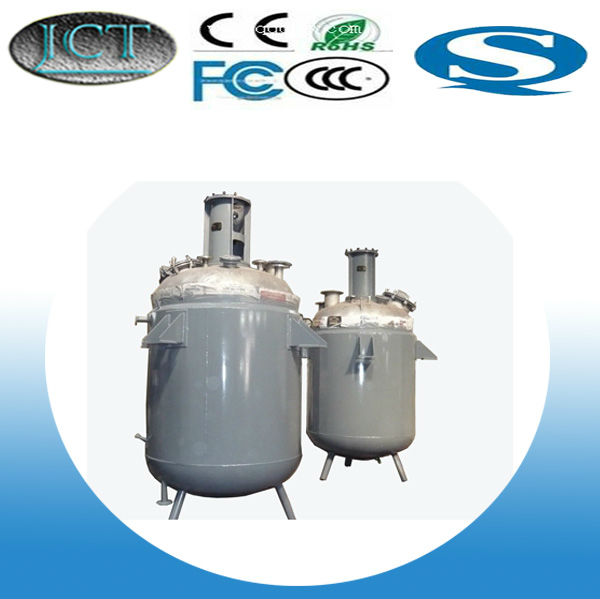 JCT Fine Quality Reactor Vessel Used in Dispersion Paint