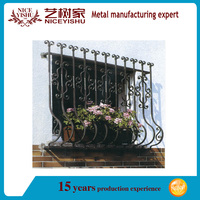 luxury ornamental modern securtiy wrought iron bars for windows alibaba latest decorative interior aluminum window grills