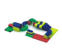 Kids Flexible Soft Vaulting Play Set