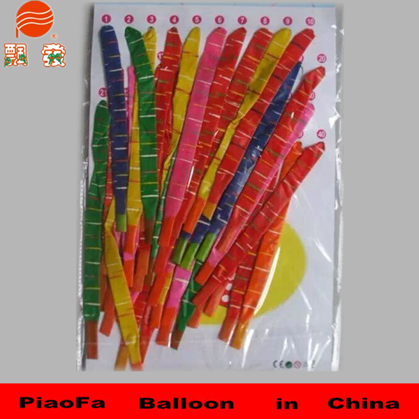 China Wholesale Different Size Rocket Latex Balloons Machine