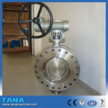 API Stainless steel High performance butterfly valve