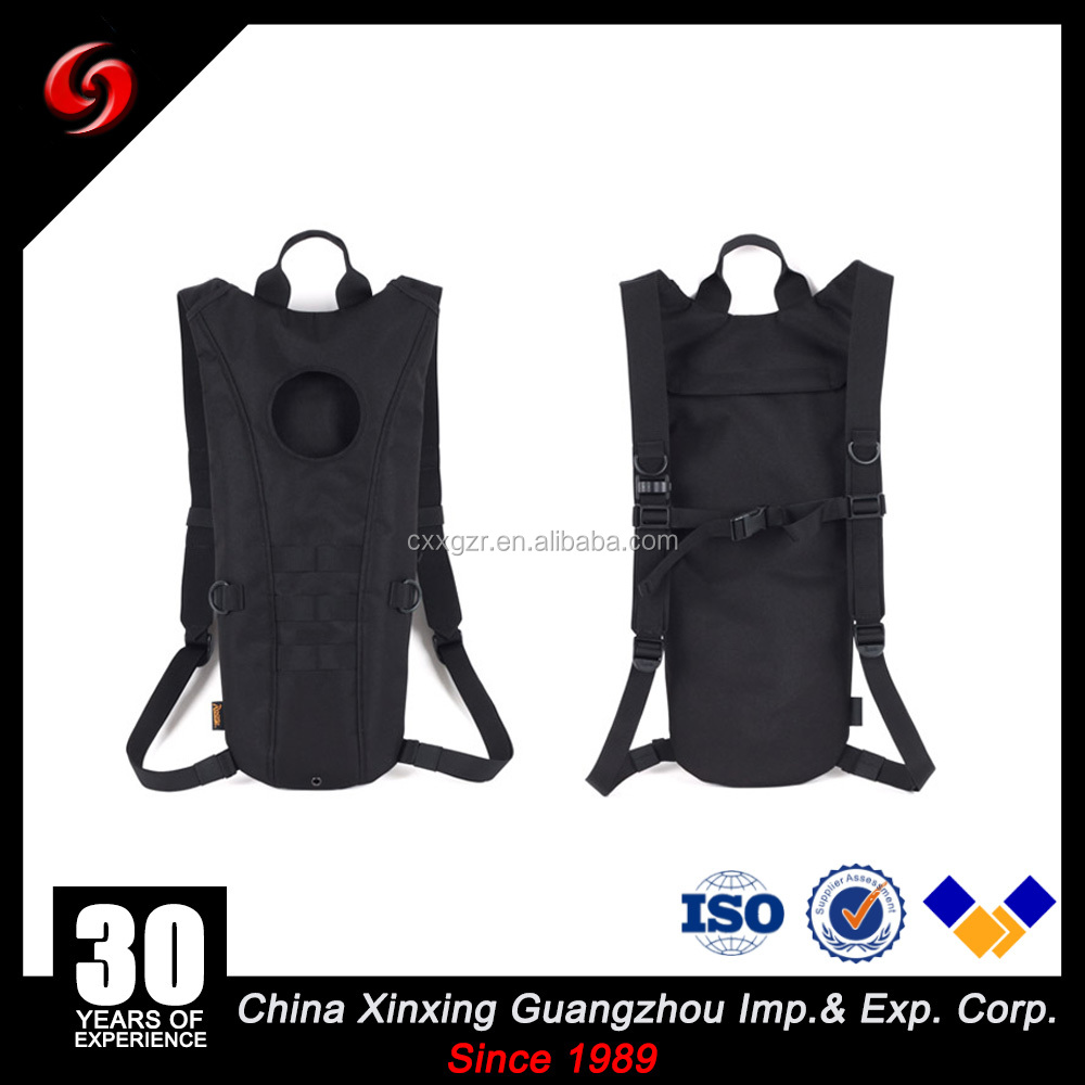 Military 3L Hydration Water Bladder with 600D Polyester Backpack for Army Infantry Soldiers